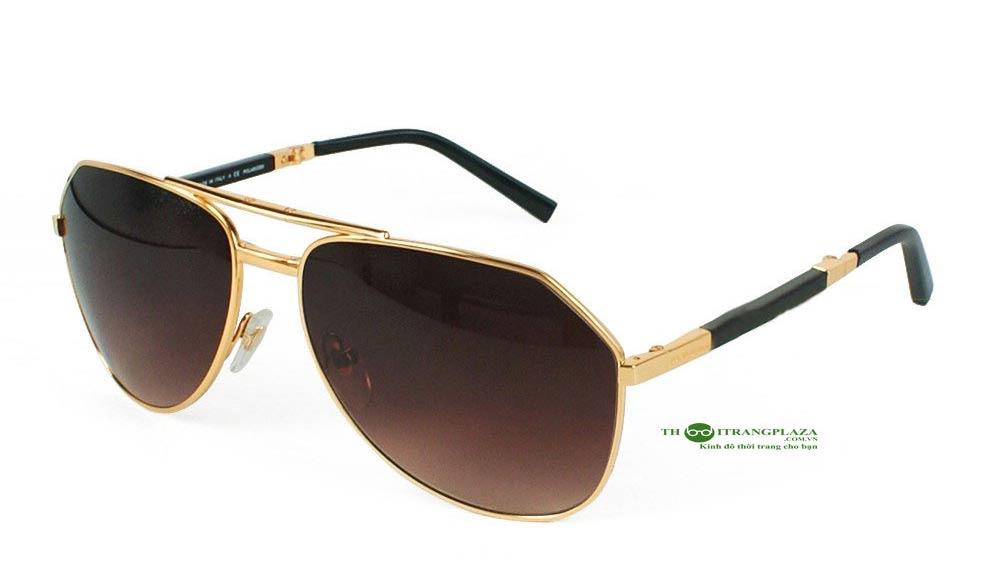 Kính Mắt Dolce Gabbana Gold Edition DG06