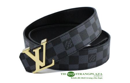Dây lưng nam thời trang cao cấp Louis Vuitton LV02