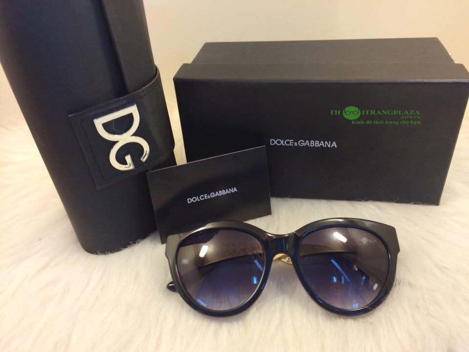 Kính mắt nữ thời trang cao cấp Dolce Gabbana DG07