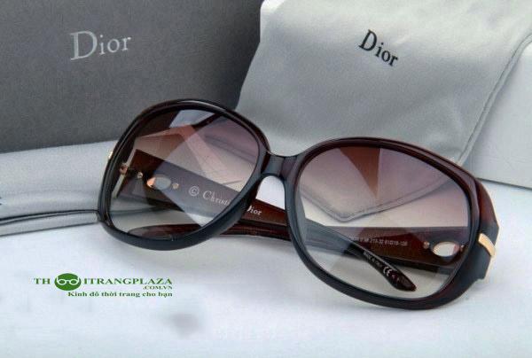 Kính mắt nữ thời trang cao cấp phong cách Dior Lady