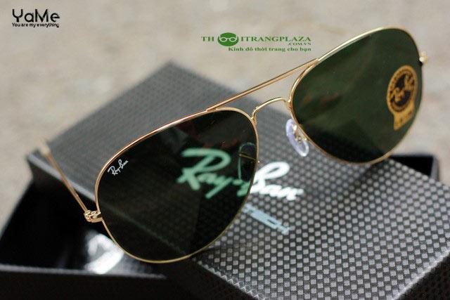 Kính mắt thời trang cao cấp phong cách Rayban