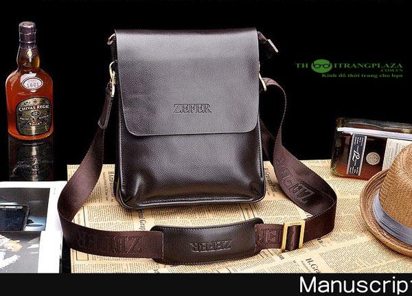 Túi xách nam thời trang cao cấp ZEFER - ZF4