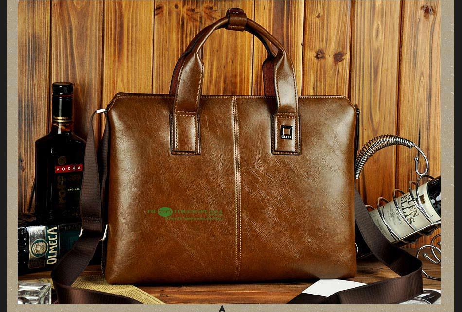 Túi xách nam thời trang cao cấp phong cách ZEFER - ZF1