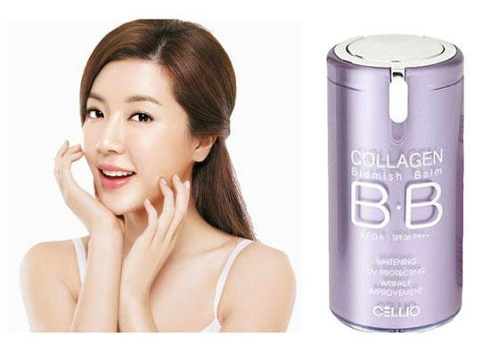 Kem Nền Trang Điểm BB Collagen Của Hàn Quốc