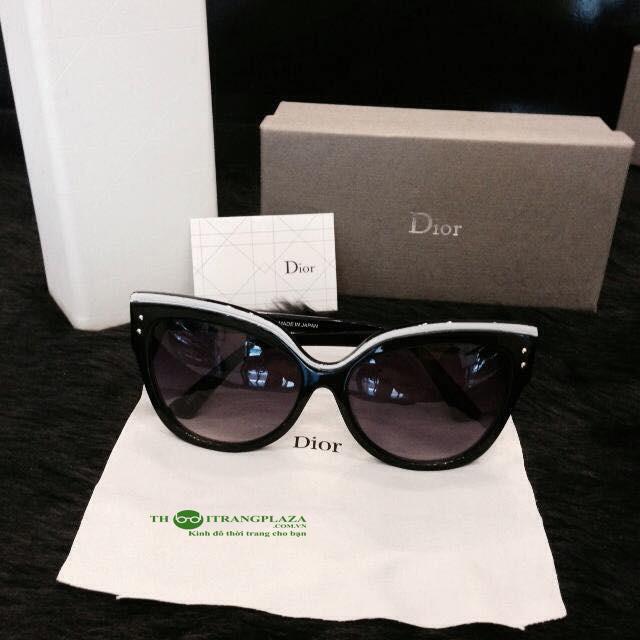 Kính mắt thời trang cao cấp phong cách Dior DR02