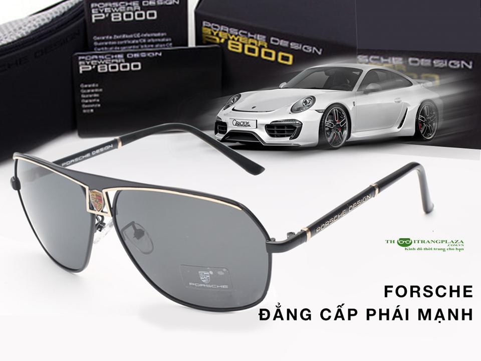 Kính mắt nam Porsche Design P8000