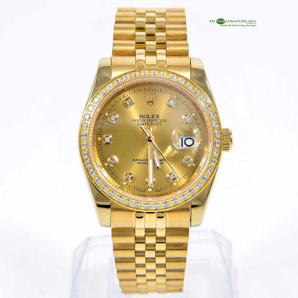 Đồng hồ nam Rolex Oyster Perpetual DateJust RL0081