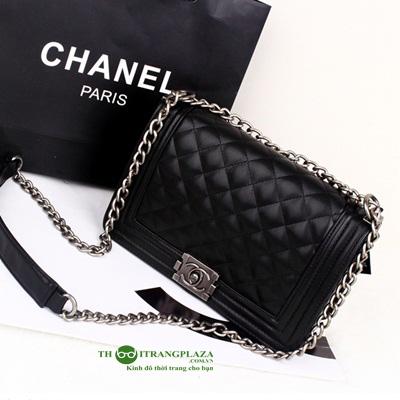 Túi xách nữ thời trang cao cấp Chanel Boy