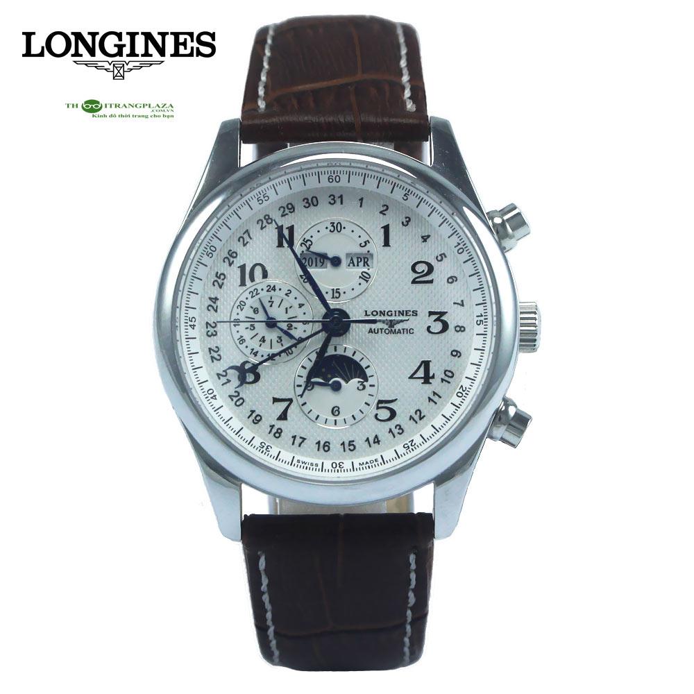 Đồng hồ nam thời trang cao cấp Longines L055