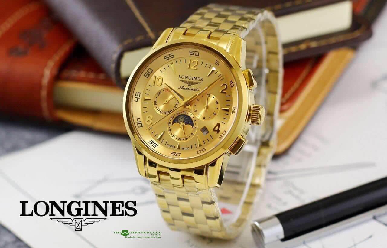 Đồng hồ nam thời trang cao cấp Longines L2.6