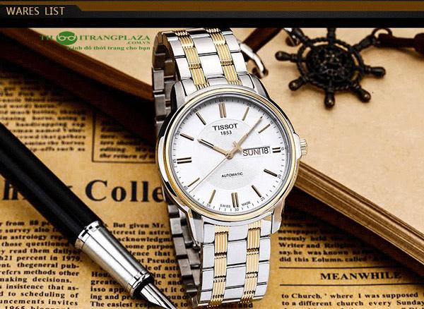 Đồng hồ nam thời trang cao cấp Tissot T065