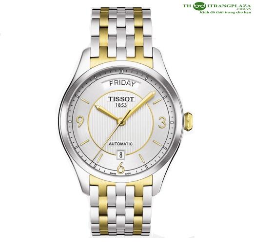 Đồng hồ nam thời trang cao cấp Automatic Tissot T038