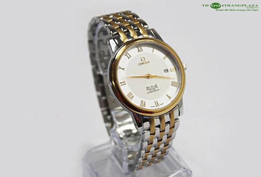 Đồng hồ nam thời trang cao cấp Omega OM03