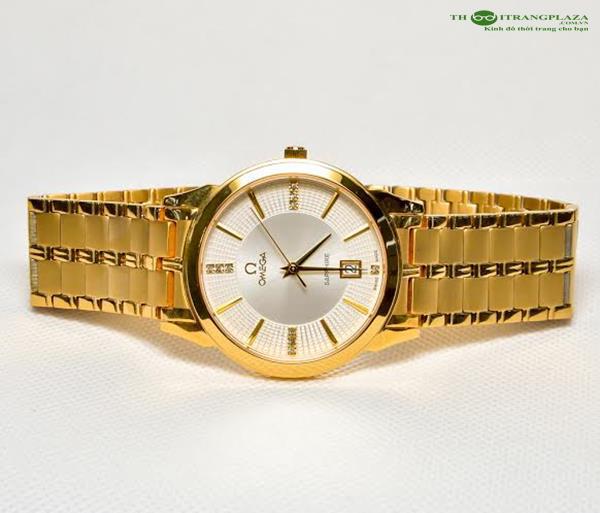 Đồng hồ nam thời trang cao cấp Omega Sapphire OM01