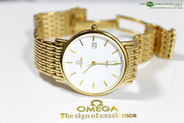 Đồng hồ nam thời trang cao cấp Omega OM14