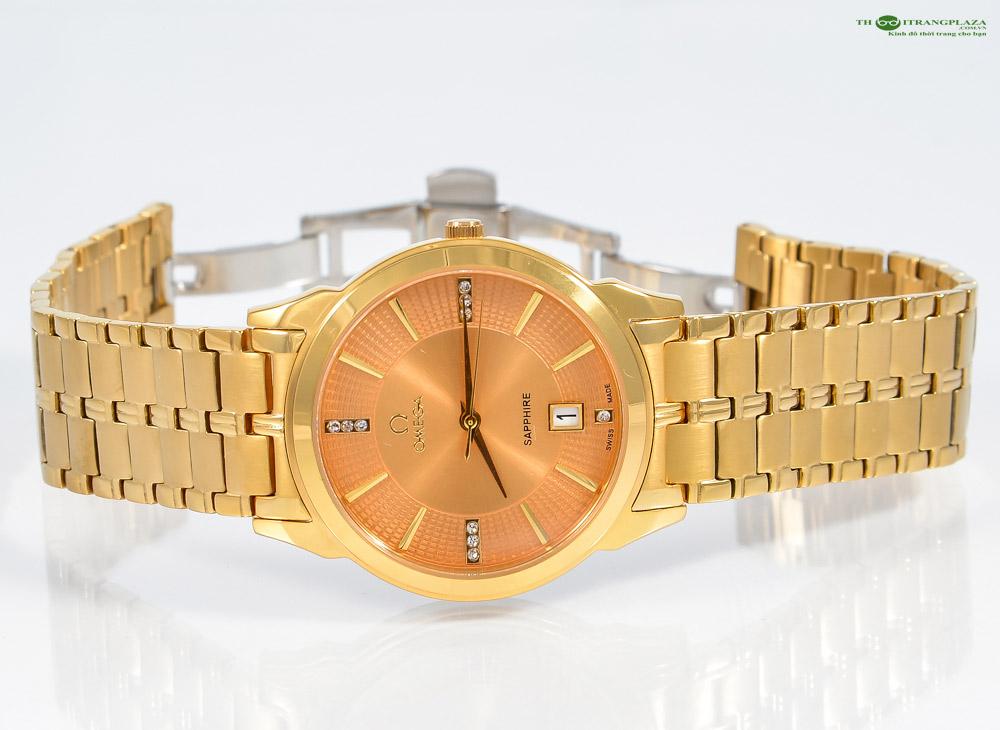 Đồng hồ nam thời trang cao cấp Omega Saphire OM802
