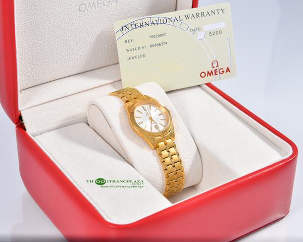 Đồng hồ nữ thời trang Omega Sapphire OM802