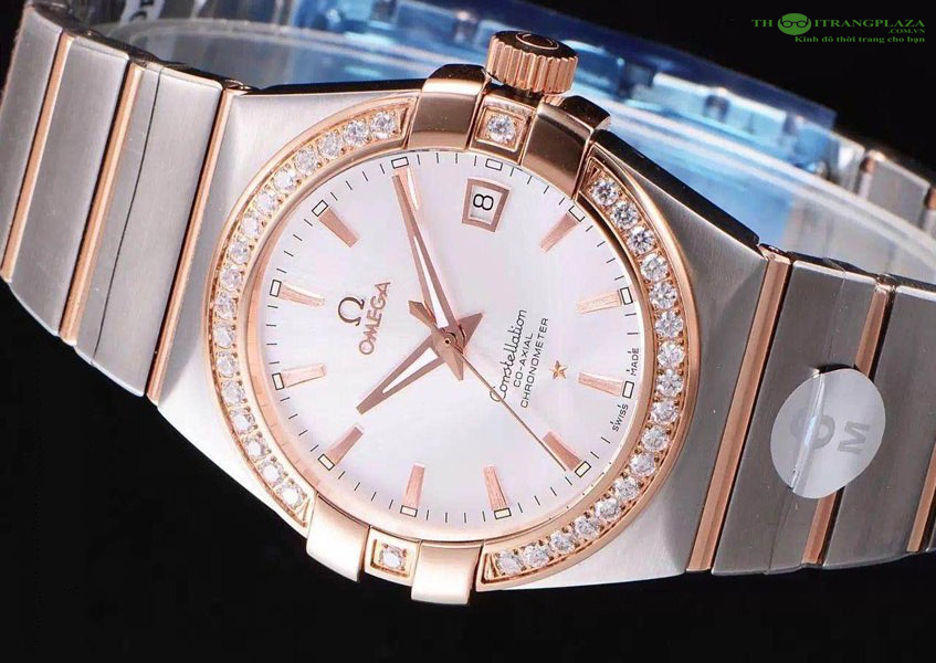 Đồng hồ nam Omega Constellation CO-AXIAL 8500