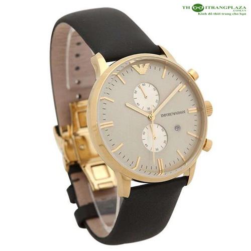 Đồng hồ nam thời trang cao cấp Armani AR0386