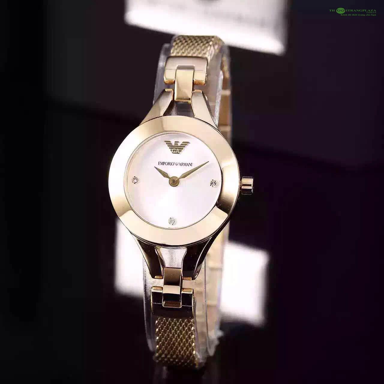 Đồng hồ nữ thời trang cao cấp Armani AR7362