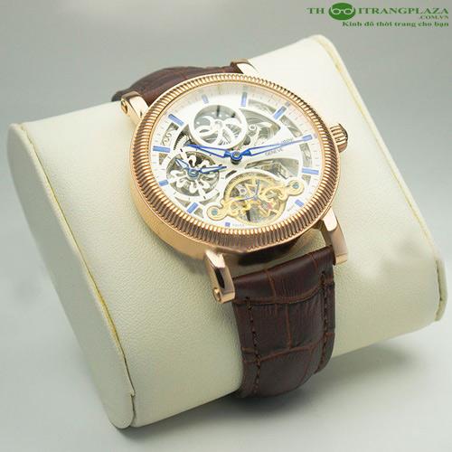 Đồng hồ nam thời trang cao cấp Patek Philippe PT09
