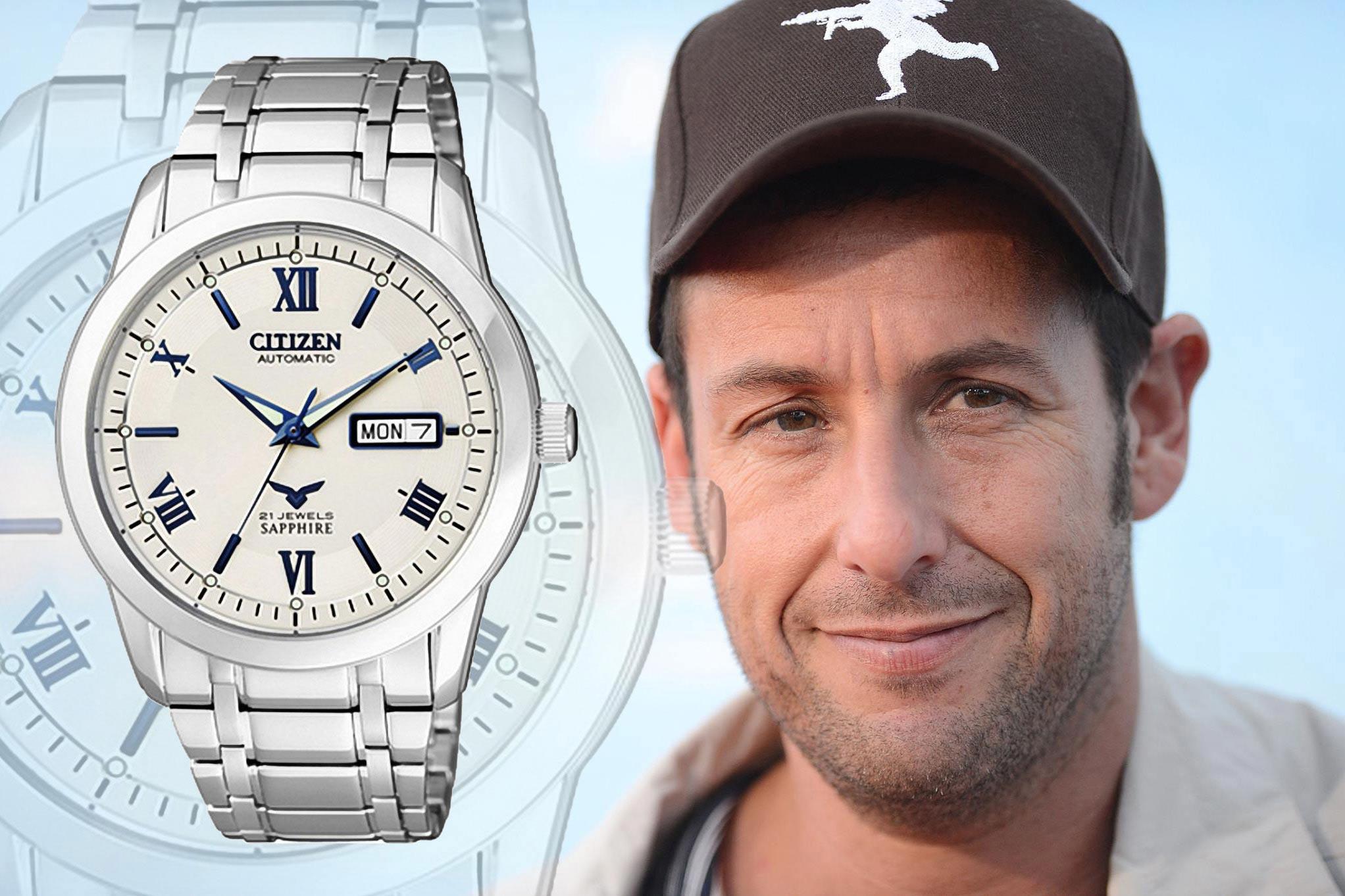 Đồng hồ nam thời trang cao cấp Citizen NH8290-59A