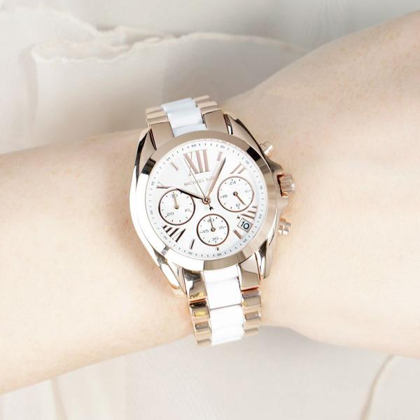 Đồng hồ nữ cao cấp Michael Kors Bradshaw MK5907