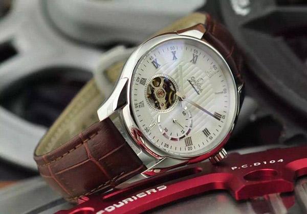 Đồng hồ nam thời trang cao cấp Omega OM15.