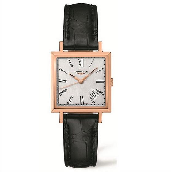 Đồng hồ nam dây da cao cấp Longines L021
