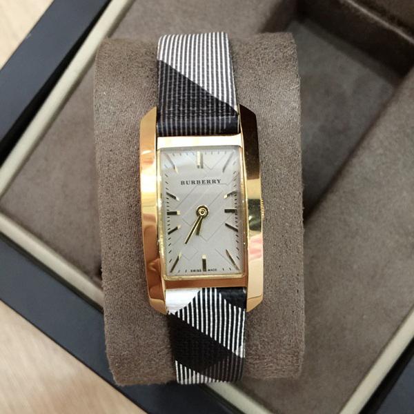 Đồng hồ nữ dây da cao cấp Burberry BR06
