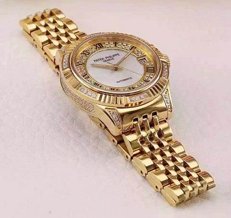 Đồng hồ nữ cao cấp Patek Philippe Automatic PT14