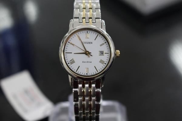 Đồng hồ nữ thời trang cao cấp Citizen EW1584-59A