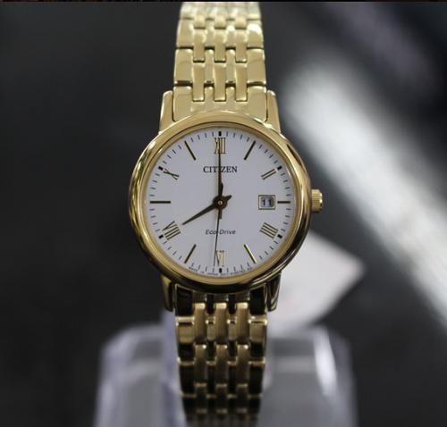 Đồng hồ nữ thời trang Citizen Eco-Drive EW1582-54A