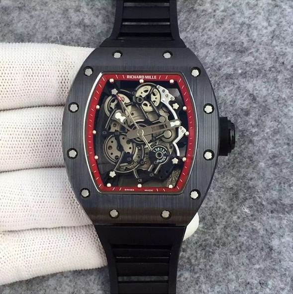 Đồng hồ nam cao cấp Richard Mille RM-055 Red Drive