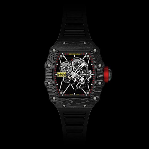 Đồng hồ nam Richard Mille RM35-01 Rafa Caseback