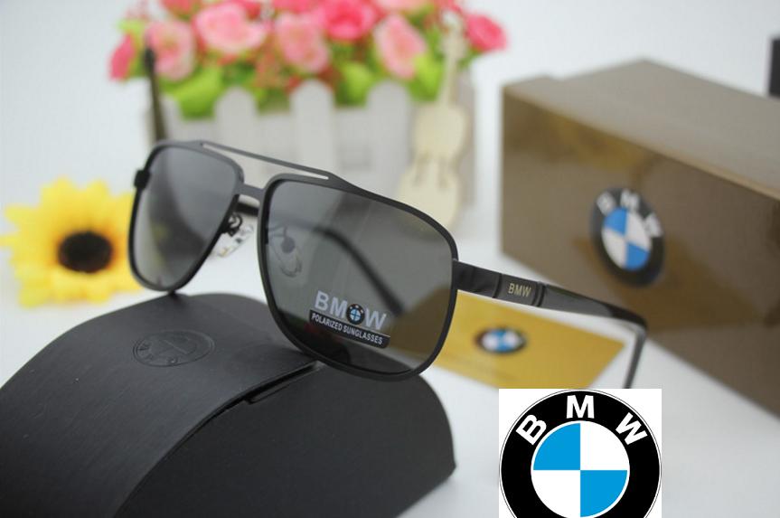 Kính mắt nam cao cấp BMW 605 Black
