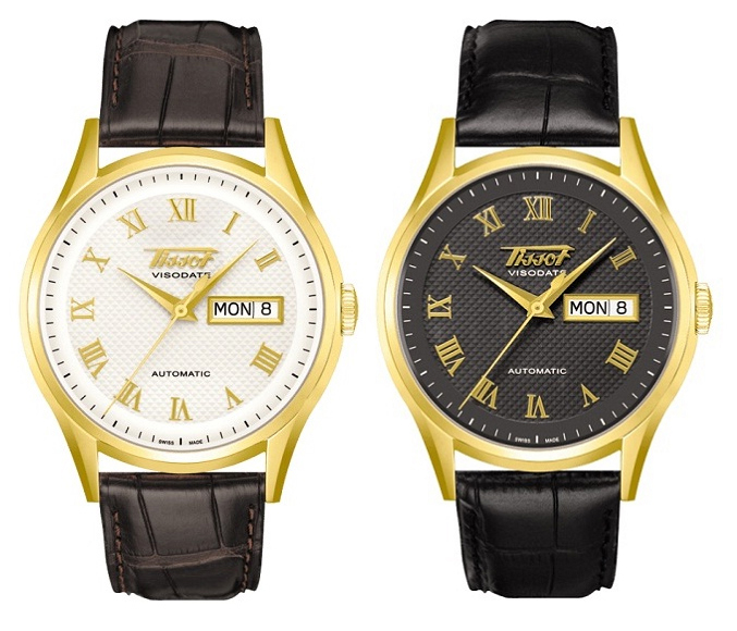 Đồng hồ nam Tissot Heritage Automatic T910.430