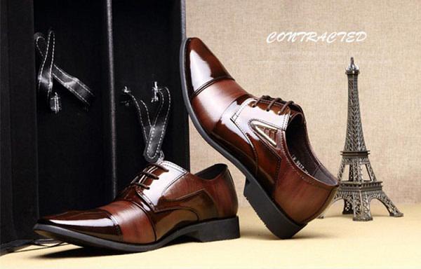 Giày da nam cao cấp chính hãng ReeHemes RH01