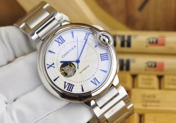 Đồng hồ nam thời trang cao cấp Cartier WB0017