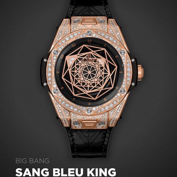 Đồng hồ nam cao cấp Hublot 465.OS.1118.VR.1704.MXM18