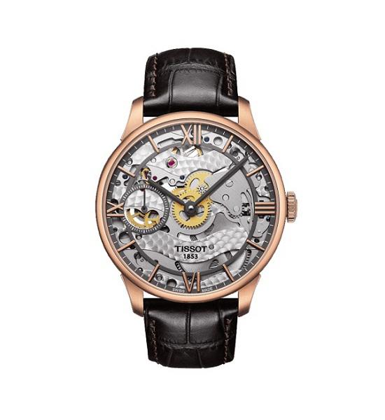 Đồng hồ nam cao cấp Tissot Automatic T099.405.36.418.00