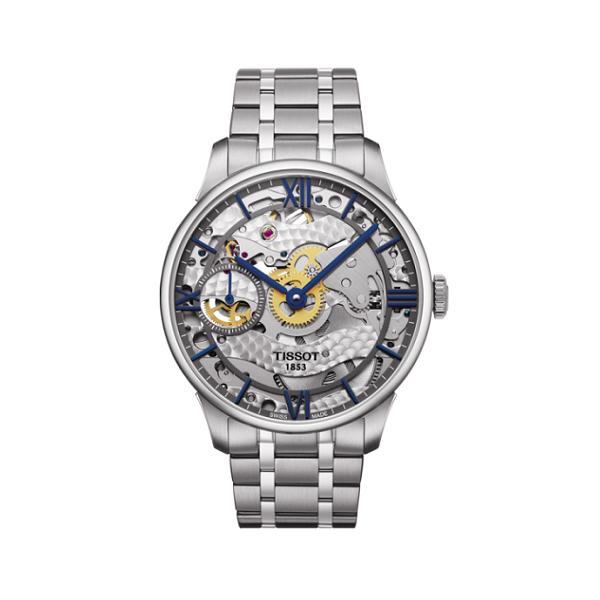 Đồng hồ nam cao cấp Tissot Automatic T099.405.11.418.00