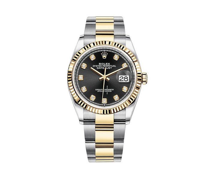 Đồng hồ nam cao cấp Rolex Datejust 126233