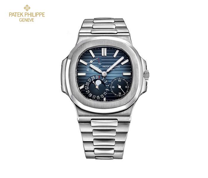 Đồng hồ nam cao cấp Patek Philippe Nautilus 5712/1A-001