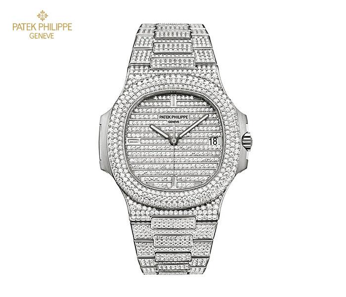Đồng hồ nam cao cấp Patek Philippe Nautilus 5719/1G-001