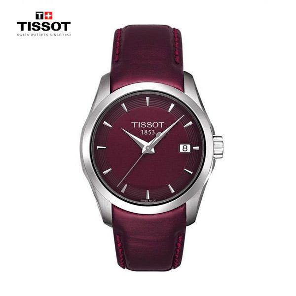 Đồng hồ nữ cao cấp Tissot T035.210.16.371.00