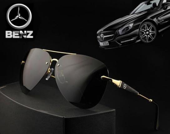 Kính mắt nam Mercedes-Benz 743