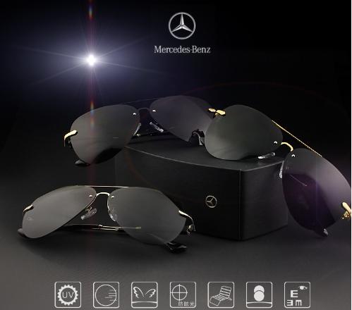 Kính mắt Mercedes-Benz 743