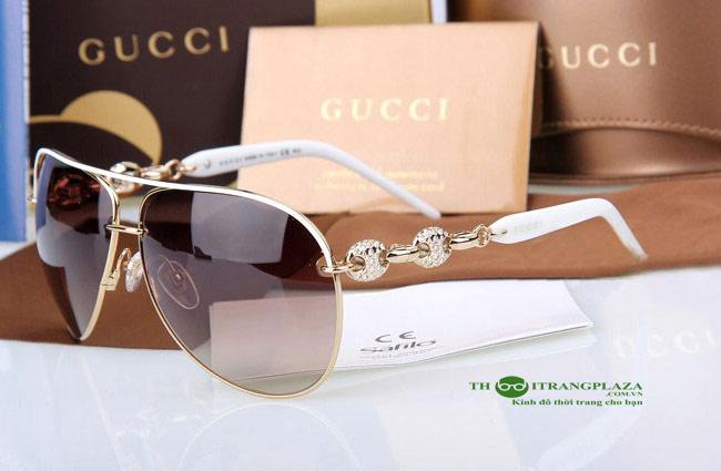 Kính mắt nữ thời trang cao cấp Gucci