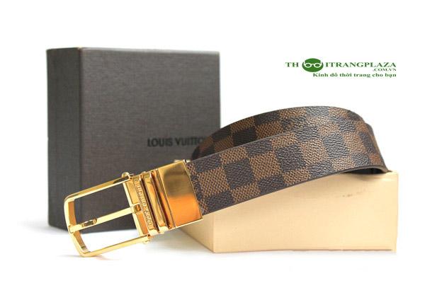 Dây lưng nam thời trang cao cấp Louis Vuitton LV01